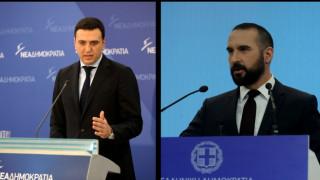 Κόντρες και αιχμές στο debate Τζανακόπουλου - Κικίλια