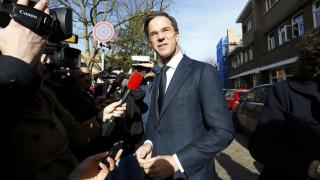 Exit poll στην Ολλανδία: Νίκη του Ρούτε με 31 έδρες