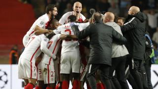 Champions League: Η Μονακό απέκλεισε την Μάντσεστερ Σίτυ