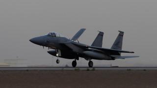 Στη μάχη κατά του ISIS η αμερικανική πολεμική αεροπορία