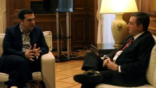 Το σχέδιο «Νέα Αθήνα» στο επίκεντρο της συνάντησης Τσίπρα –Καμίνη