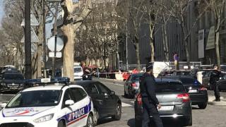 Ένας τραυματίας από έκρηξη μετά το άνοιγμα ενός φακέλου στα γραφεία του ΔΝΤ στο Παρίσι