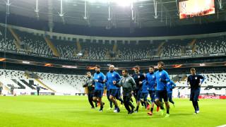 Europa League: Στην Κωνσταντινούπολη η ρεβάνς του Μπεσίκτας-Ολυμπιακός
