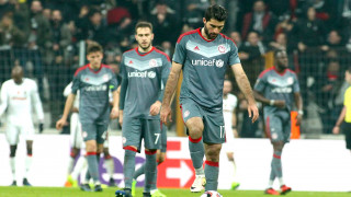 Europa League: Βαρύς αποκλεισμός του Ολυμπιακού