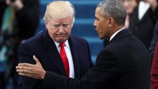 Αθώος ο Ομπάμα για τις υποκλοπές στον Τραμπ