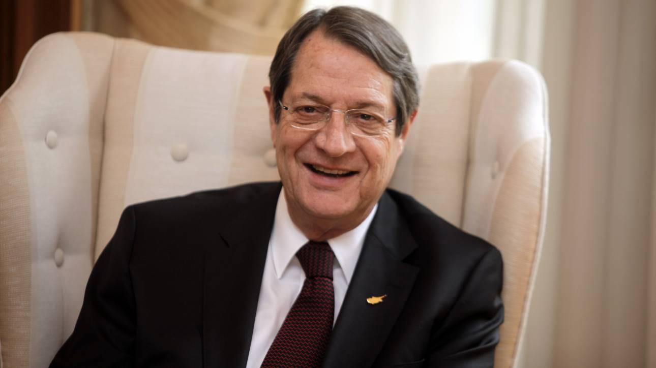 6a711e57b63e Ο πρόεδρος της Κύπρου Ν. Αναστασιάδης στο CNN Greece  Η μη λύση του  Κυπριακού