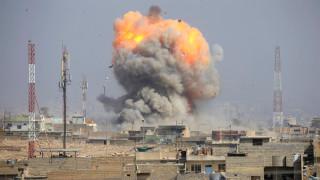 Δεκάδες άμαχοι νεκροί σε αμερικανική αεροπορική επιδρομή στη Συρία