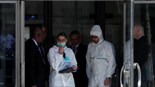 FAZ:  Δεν αποκλείεται να έχουν σταλεί κι άλλα πακέτα-βόμβες
