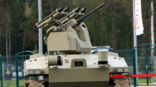Η Καλάσνικοφ κατασκευάζει το στρατιωτικό ρομποτικό σύστημα του μέλλοντος (Vid)
