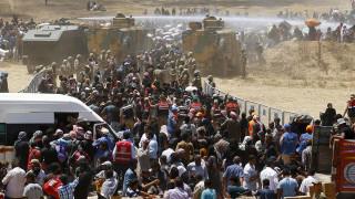 Απειλεί η Τουρκία: Μπορούμε να προκαλέσουμε ασφυξία στη Ευρώπη με το προσφυγικό