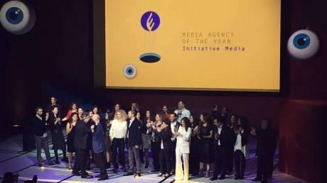 MEDIA ΑGENCY OF THE YEAR ανακηρύχθηκε η INITIATIVE Media στα Ermis Awards 2016