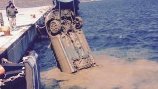 Για μήνες ήταν νεκρός μέσα στο αυτοκίνητό του στον βυθό της Σούδας (pics)