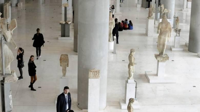25η Μαρτίου: Το Μουσείο Ακρόπολης γιορτάζει με ελεύθερη είσοδο