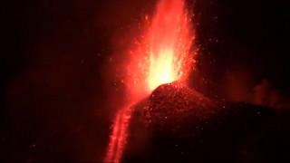 Βίντεο: συνεργείο του BBC παγιδεύτηκε από έκρηξη της Αίτνας