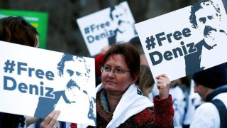 Γερμανία κατά Ερντογάν για τον δημοσιογράφο Ντενίζ Γιουτζέλ