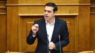 Σκληρή κριτική Τσίπρα στη ΝΔ μέσω Twiiter για την καταψήφιση τροπολογίας