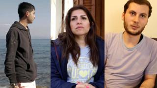 Από την Ελλάδα στην καρδιά της Ευρώπης. Τρεις πρόσφυγες εξομολογούνται