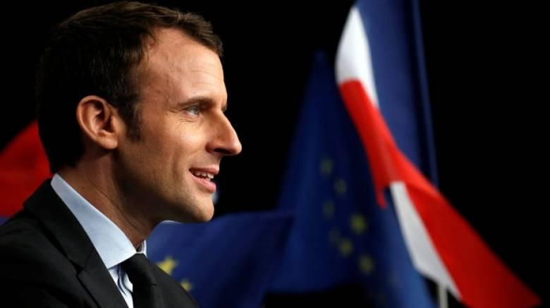 Εκλογές Γαλλία: Ο Μακρόν επικρατέστερος νικητής σύμφωνα με δημοσκόπηση