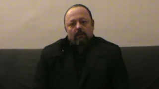 Αρτέμης Σώρρας: «Δεν παραδίνομαι» (vid)