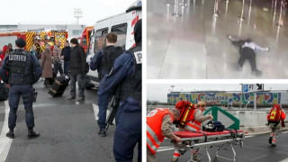 Ριζοσπαστικοποιημένος μουσουλμάνος ο δράστης στο αεροδρόμιο του Ορλί (pics&vids)