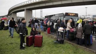 Μαρτυρίες αυτοπτών μαρτύρων από το αεροδρόμιο του Ορλί