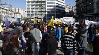 Αντιρατσιστικό συλλαλητήριο στο κέντρο της Αθήνας (pics)