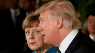 Ντόναλντ Τραμπ: Η Γερμανία χρωστά μεγάλα ποσά στο ΝΑΤΟ
