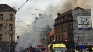 Έκρηξη σε κτίριο στις Βρυξέλλες, αναφορές για τραυματίες