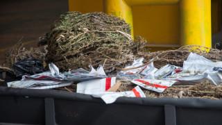Ηράκλειο: Οκτώ κιλά κάνναβης είχαν στην κατοχή τους δύο αδέλφια