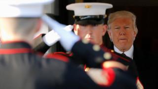 Νέος συναγερμός στον Λευκό Οίκο