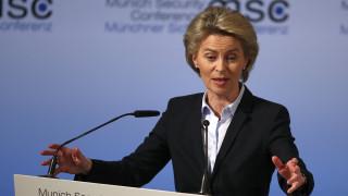 Γερμανία: Δεν χρωστάμε στο ΝΑΤΟ και τις ΗΠΑ, απαντά η υπουργός Άμυνας