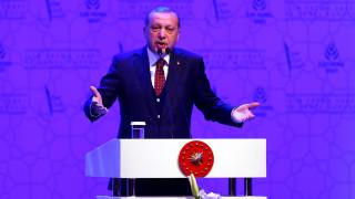 Ρ.Τ.Ερντογάν: Η Μέρκελ καταφεύγει σε «ναζιστικές πρακτικές»