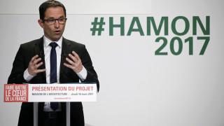 Εκλογές Γαλλία: Φουλ επίθεση από τον Αμόν