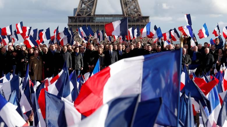 Εκλογές Γαλλία: Στη «μάχη» του debate πέντε υποψήφιοι για την προεδρία