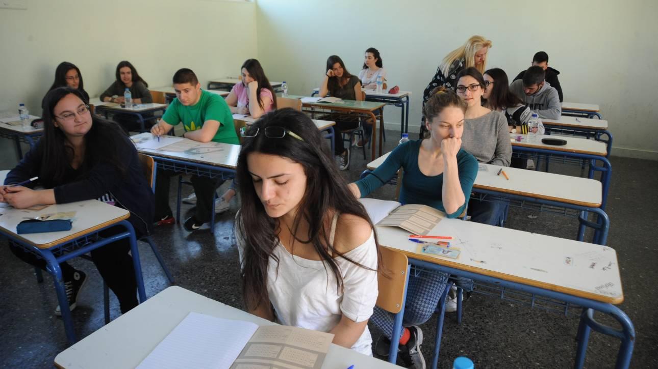 Πανελλήνιες:  Αλλάζουν τα κριτήρια για εισαγωγή στα ΑΕΙ από το 2018