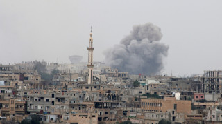Δαμασκός: Σφοδροί αεροπορικοί βομβαρδισμοί για την απώθηση ανταρτών