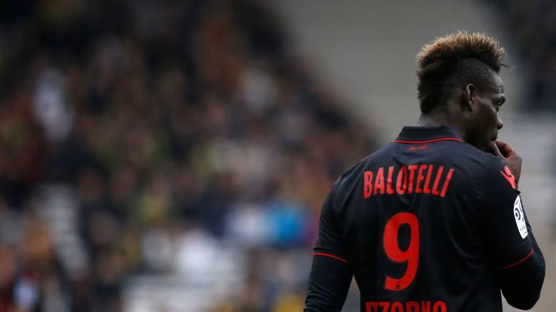 Ο Μπαλοτέλι άργησε δύο λεπτά να μπει στο ματς
