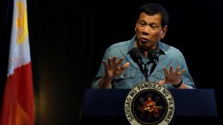 «Τρελοί» οι ευρωβουλευτές υποστηρίζει ο Φιλιππινέζος πρόεδρος