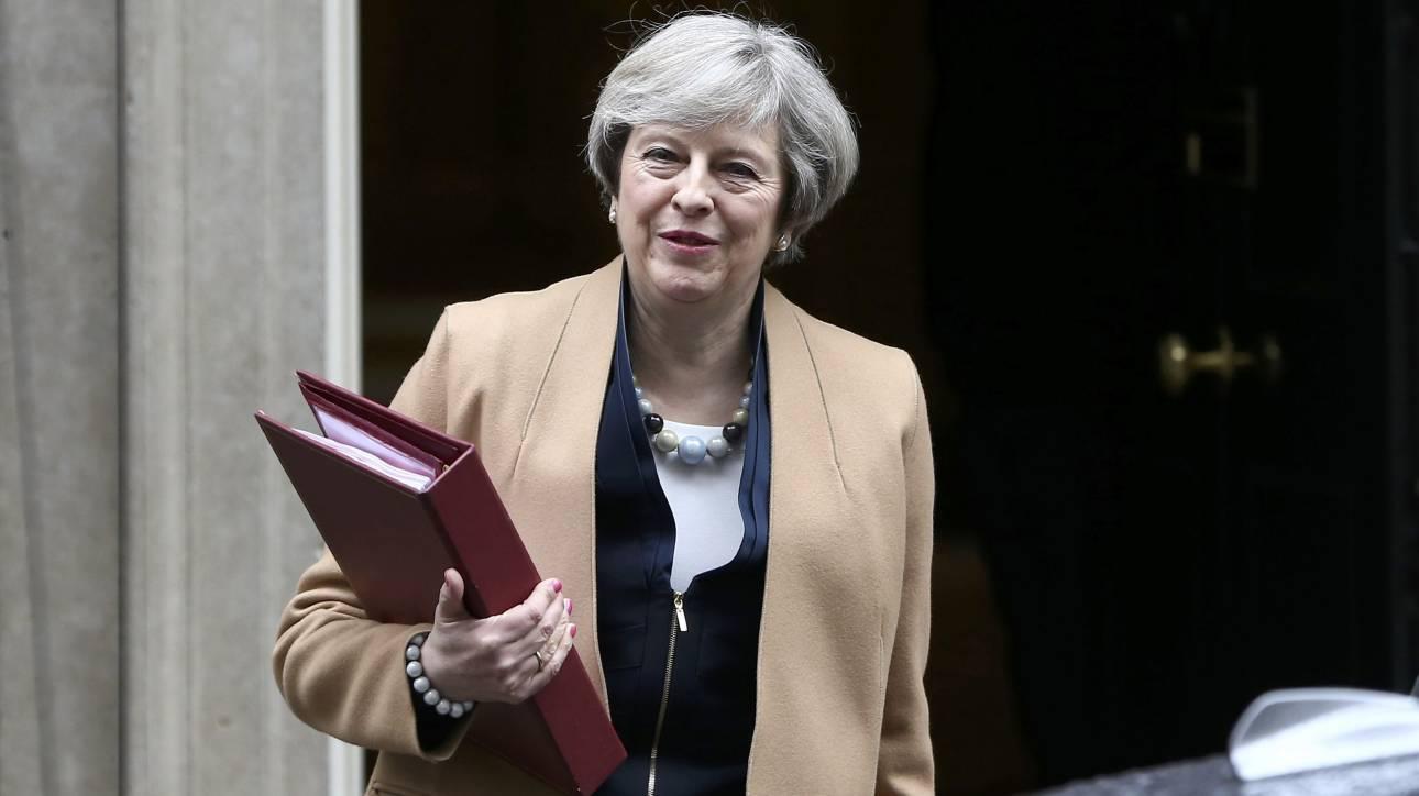 Brexit: Στις 29 Μαρτίου ενεργοποιεί το Άρθρο 50 η Τερέζα Μέι