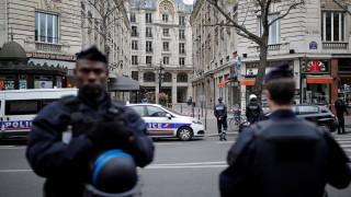 Λήξη συναγερμού στο Παρίσι