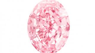 Pink Star: To ροζ διαμάντι των 59.60 καρατίων πάει για ρεκόρ
