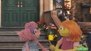 Το Sesame Street μιλάει για τον αυτισμό με ένα νέο χαρακτήρα τη Τζούλια