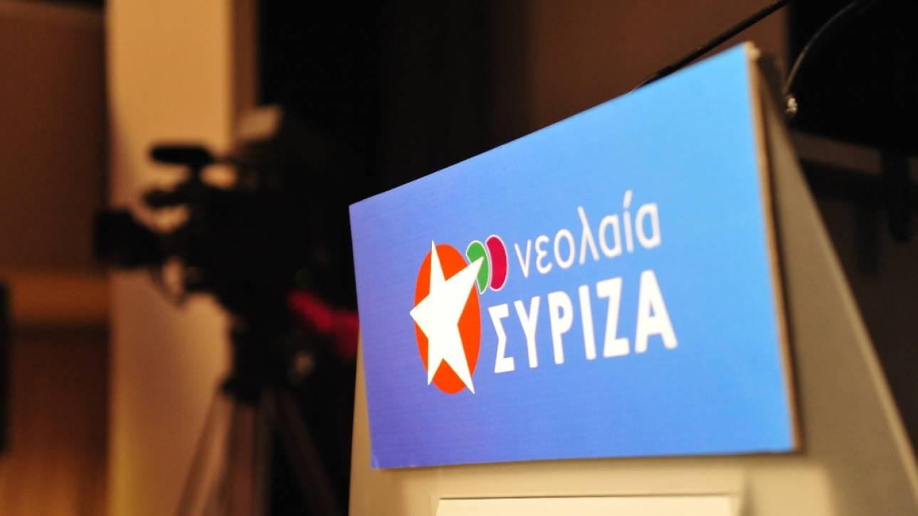 Το απίστευτο ερωτηματολόγιο από τη Νεολαία ΣΥΡΙΖΑ (pics)