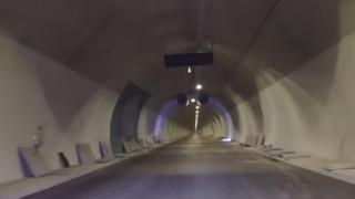 Ιόνια Οδός: Στην τελική ευθεία τα τούνελ της Κλόκοβας (video)
