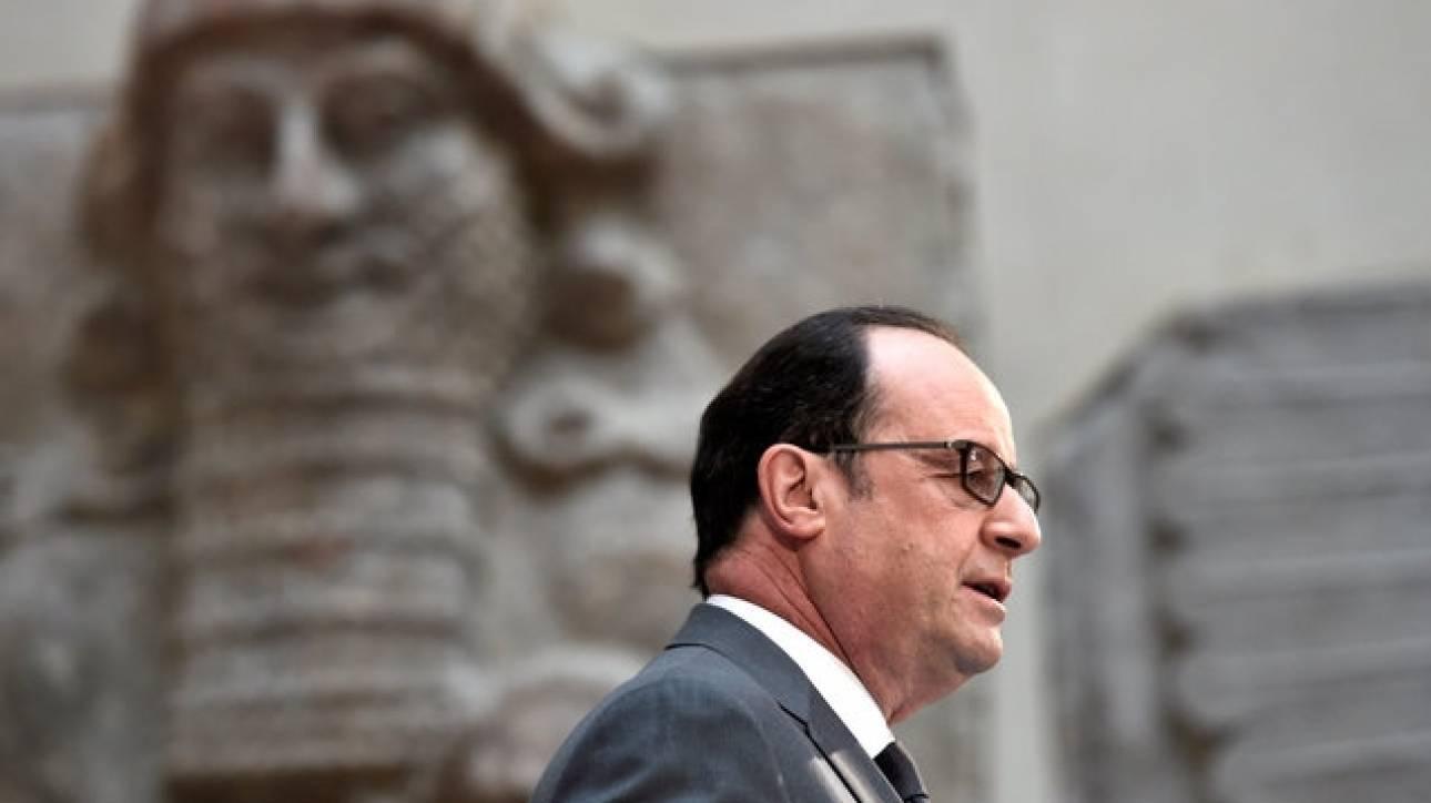Διάσκεψη στο Παρίσι για τη διάσωση της πολιτιστικής κληρονομιάς