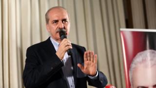 Ο Τούρκος αντιπρόεδρος ανησυχεί για το μέλλον των «ευρωπαίων φίλων»