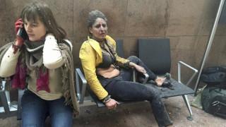 Στις Βρυξέλλες η αεροσυνοδός - σύμβολο των περσινών τρομοκρατικών επιθέσεων