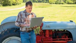 Κονδύλια 220 εκατ. ευρώ για την ανάπτυξη αγροτικού internet