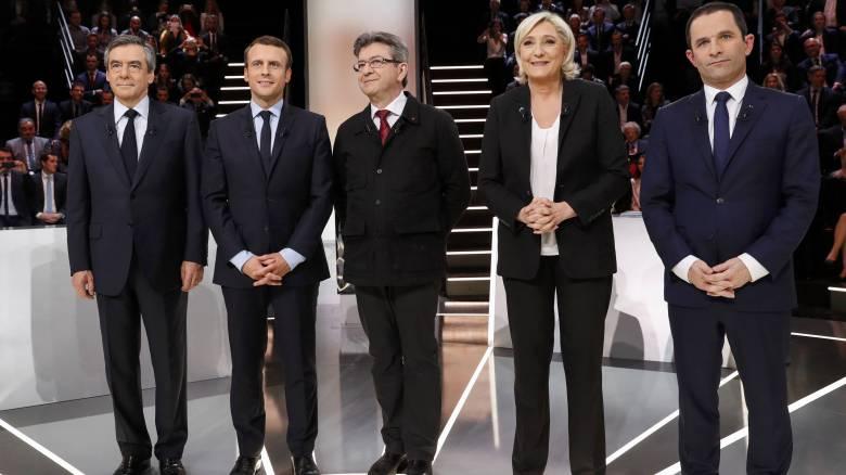 Εκλογές Γαλλία: Κέρδισε τις εντυπώσεις στο debate ο Μακρόν