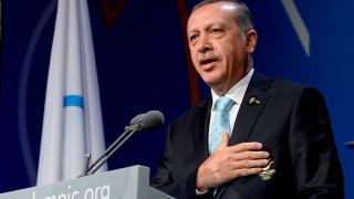 Ολυμπιακοί Αγώνες: Επίθεση Ερντογάν στην ΔΟΕ για το 2020